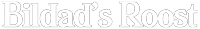 Bildad's Roost Logo